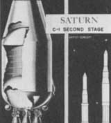 Second stage (S-IV)