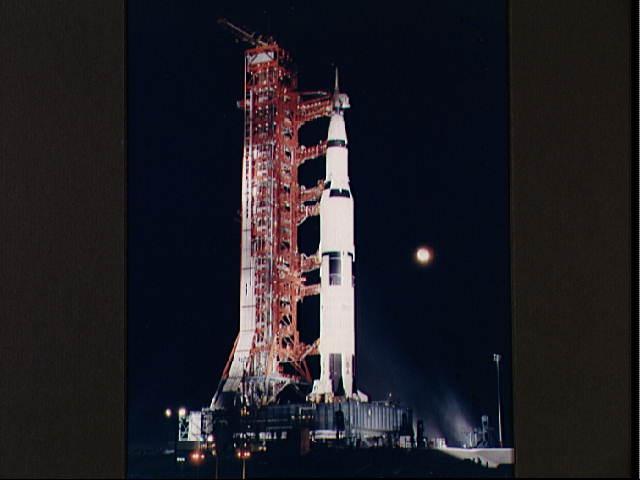 Apollo 12 Spacecraft images