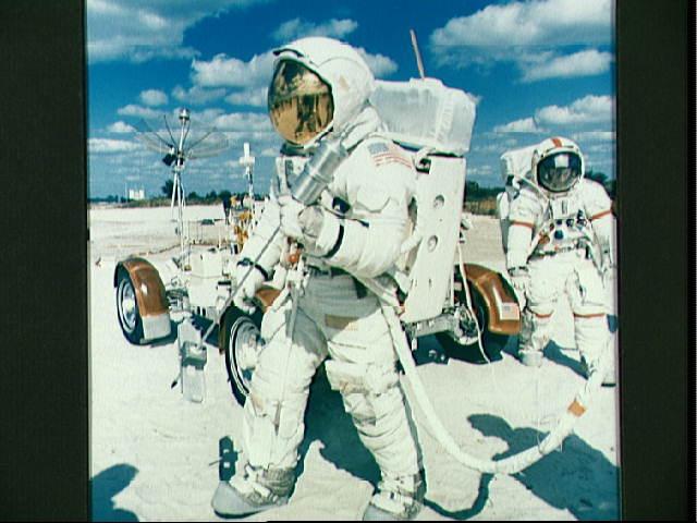 Apollo 16 Astronauts - Pics about space