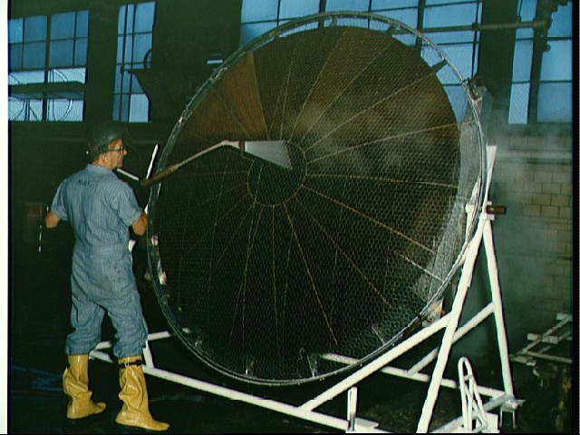apollo space capsule heat shield - photo #46