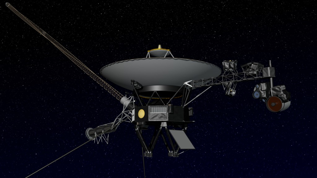 The Voyager Program is comprised of two separate spacecraft, each of which have opened up mankind's understanding of space. Image Credit: NASA