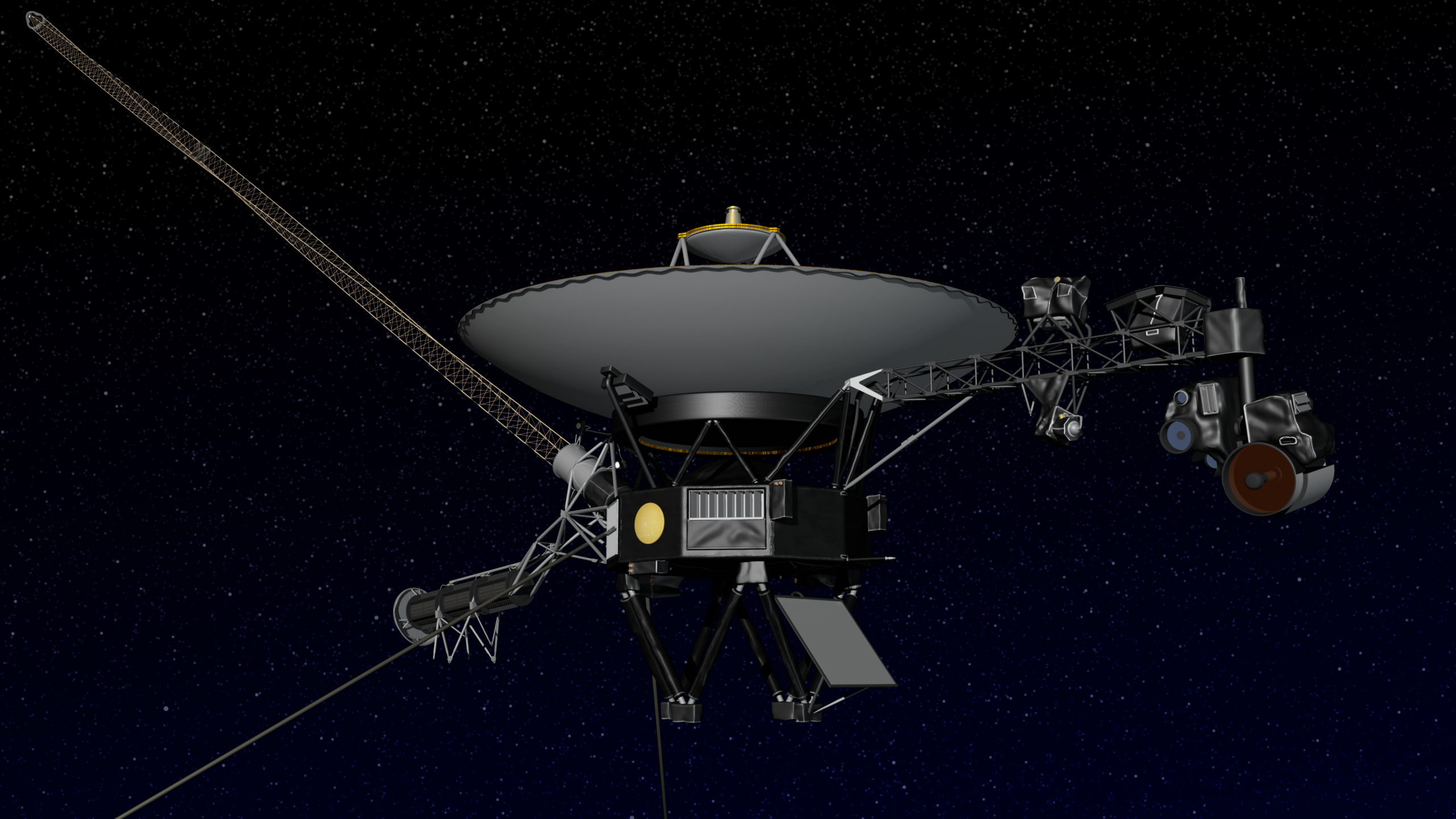 NASA's Voyager-1 Spacecraft Has NOT Left The Solar System ...