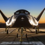The Sierra Nevada Corporation, or SNC, Dream Chaser flight vehicle is prepared for 60 mile per hour tow tests on taxi and runways at NASA's Dryden Flight Research Center at Edwards Air Force Base in California. Ground testing at 10, 20, 40 and 60 miles per hour is helping the company validate the performance of the spacecraft's braking and landing systems prior to captive-carry and free-flight tests scheduled for later this year. SNC is continuing the development of its Dream Chaser spacecraft under the agency's Commercial Crew Development Round 2, or CCDev2, and Commercial Crew Integrated Capability, or CCiCap, phases, which are intended to lead to the availability of commercial human spaceflight services for government and commercial customers. To learn more about CCP and its industry partners, visit www.nasa.gov/commercialcrew. Image credit: NASA/Ken Ulbrich