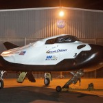 The Sierra Nevada Corporation, or SNC, Dream Chaser flight vehicle is prepared for 60 mph tow tests on taxi and runways at NASA's Dryden Flight Research Center at Edwards Air Force Base in California. Ground testing at 10, 20, 40 and 60 miles per hour is helping the company validate the performance of the spacecraft's braking and landing systems prior to captive-carry and free-flight tests scheduled for later this year. SNC is continuing the development of its Dream Chaser spacecraft under the agency's Commercial Crew Development Round 2, or CCDev2, and Commercial Crew Integrated Capability, or CCiCap, phases, which are intended to lead to the availability of commercial human spaceflight services for government and commercial customers. To learn more about CCP and its industry partners, visit www.nasa.gov/commercialcrew. Image credit: NASA/Ken Ulbrich