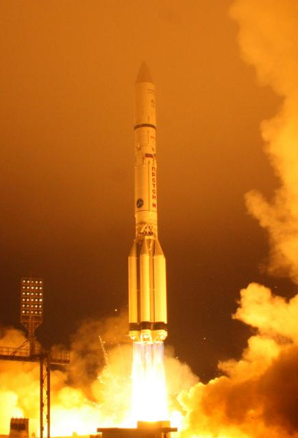 Proton. Credit: International Launch Services