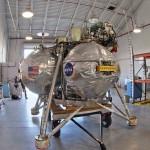 Morpheus during testing. Photo Credit: NASATech.net for Zero-G News