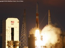 Delta IV Launches Sixth Upgraded GPS Satellite