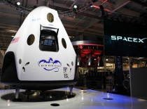 Photo Feature: Meet The SpaceX Dragon V2 Spacecraft