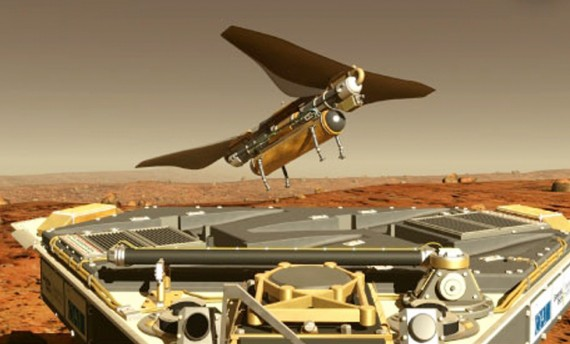 2014 NASA Advanced Technology Phase I Concepts Selected For Study