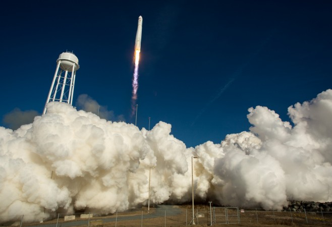 Engine Failure Investigation Slips Next Cygnus ISS Resupply Mission Into July