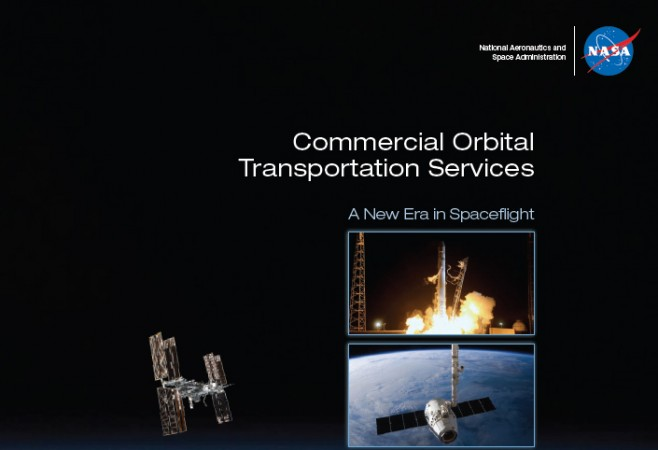 NASA's Final Commercial Orbital Transportation Services Report Released
