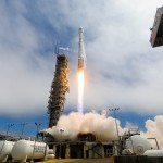 Launch of Atlas V WorldView-3