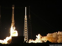 Falcon 9 Successfully Delivers AsiaSat 6 Comsat To Orbit