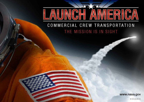 One More Leap, Boeing And SpaceX Win NASA's Commercial Crew Contracts