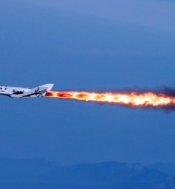 Virgin Galactic's SpaceShipTwo Crashes, One Pilot Reported Killed