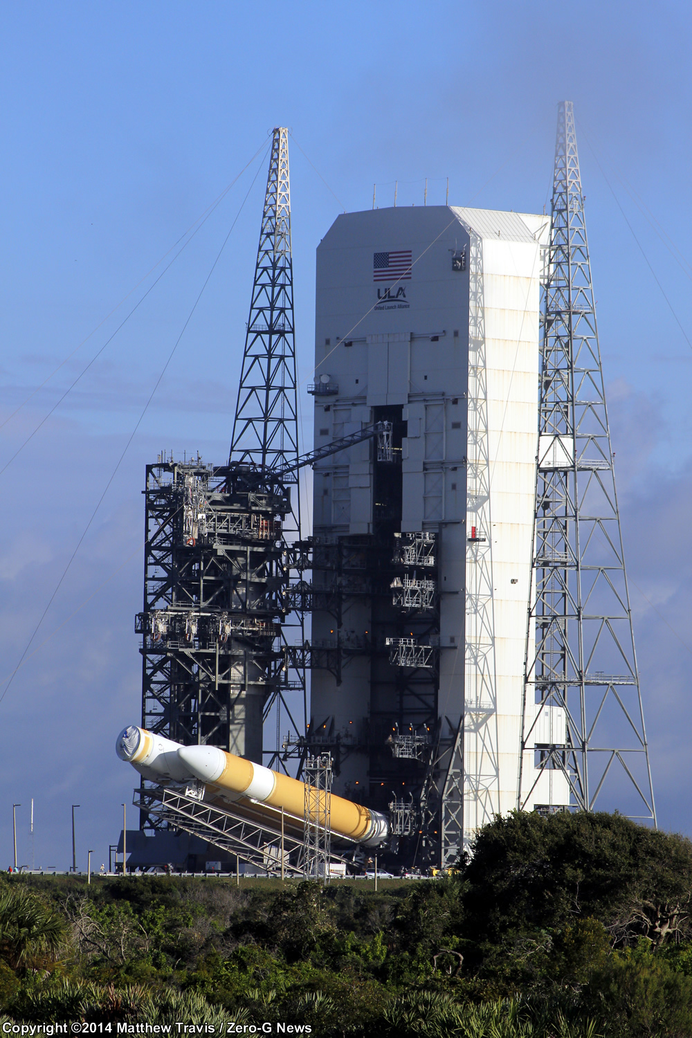 Looking To The Future, Delta IV Rocket For Orion First ...