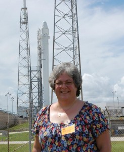 Stacey Falcon 9