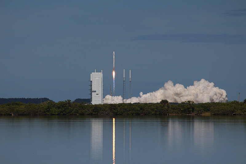 Atlas V GPS IFF-8. Photo Credit: Valerie Phillips