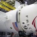 X Marks the Spot:  Falcon 9 To Attempt Ocean Platform Landing