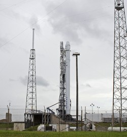 Technical Glitches, Orbital Mechanics Push Falcon 9 CRS-5 Launch Into 2015