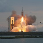 Delta IV Heavy / Orion EFT-1 launch. Photo Credit: United Launch Alliance