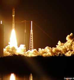 Photo Gallery: Atlas V-551 Launches The Navy's MUOS-3 Satellite