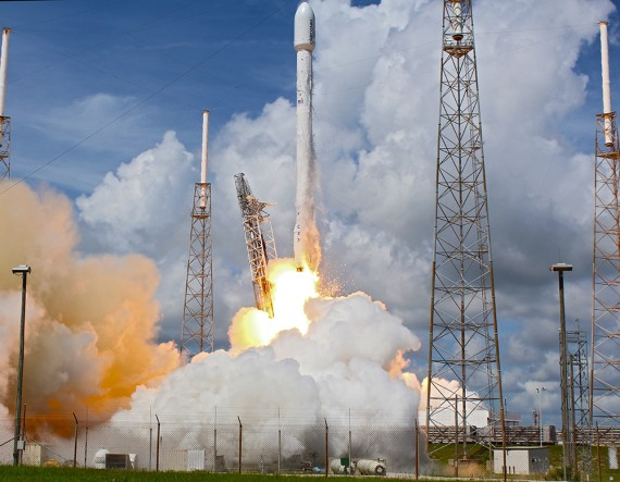 SpaceX And US Air Force Agree To Settle Lawsuit