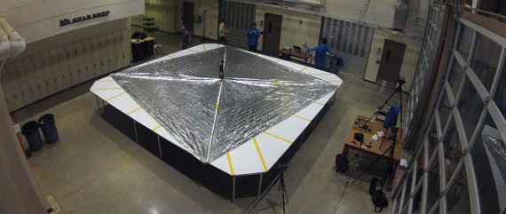 Planetary Society Announces LightSail Spacecraft Test Flight