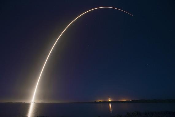 Falcon Orbits Electric Satellites On Dual-Launch Milestone