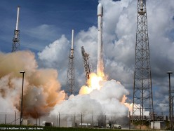 Technical Issues Prompt Falcon 9 Launch Delay For TurkmenAlem52E/MonacoSAT