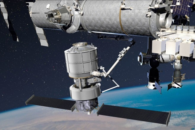 Lockheed Martin Pitches Novel Concept For CRS-2 ISS Resupply