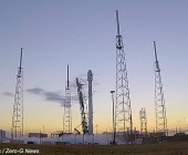 SpaceX Clarifies Reason For TurkmenAlem52E Launch Delay