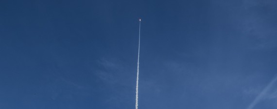 NASA Launches RockSat-X Sounding Rocket With University Payloads
