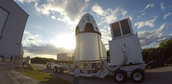 Five Things To Know About Dragon's Pad Abort Test
