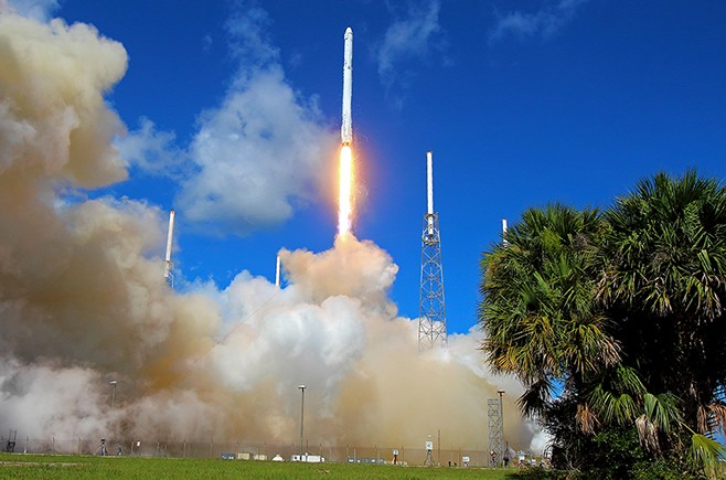 First Falcon 9 Loss Leaves SpaceX Reeling, Challenges ISS Resupply Lines