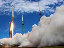 Atlas Delivers Again With Newest Air Force GPS Satellite