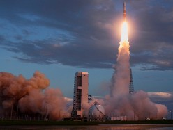 Delta IV Launches High Capacity Digital WGS-7 Military Comsat
