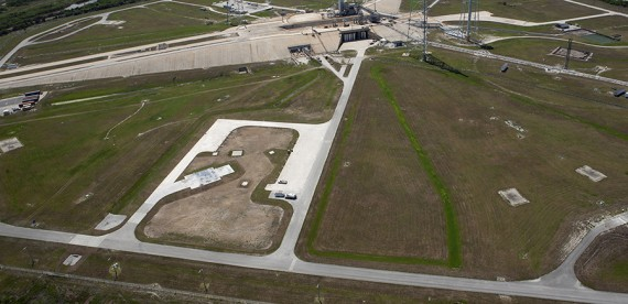 Kennedy Space Center Opens New Small Vehicle Launch Complex